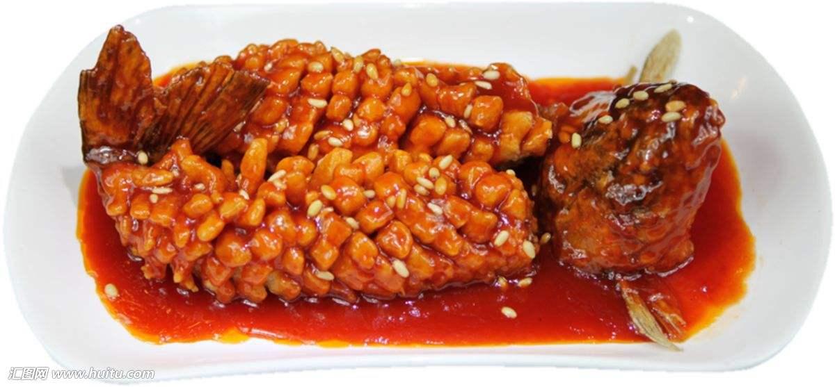 鲁菜代表菜糖醋鲤鱼.jpg